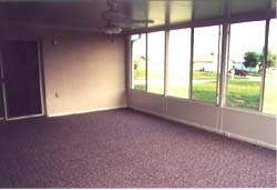 Midstate Construction glass rooms screen rooms Central FloridaScreen Rooms